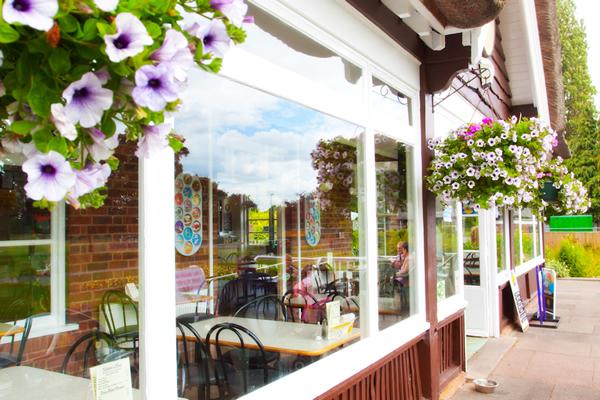 Warwick Tea Rooms St Nicholas Park